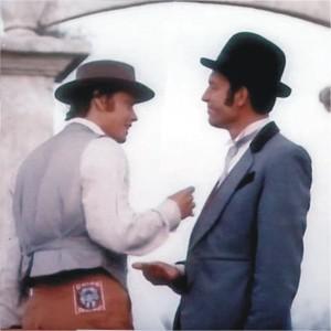 Джефф Питерс и Энди Таккер в отечественном кино