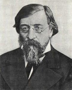 Николай Гаврилович Чернышевский