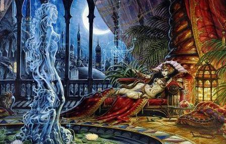 иллюстрация к классической игре Герои меча и магии с gamer.ru