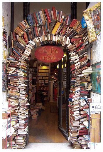 книжная арка