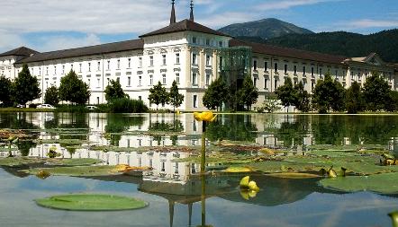 монастырь Адмонт в Австрии