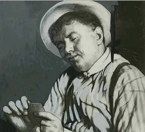 один из прижизненных портретов О.Генри