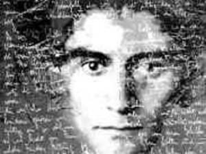 портрет Франца Кафки