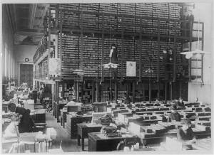 так создавались каталоги Библиотеки Конгресса