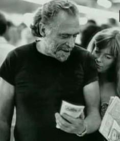Чарльз Буковски с дамой