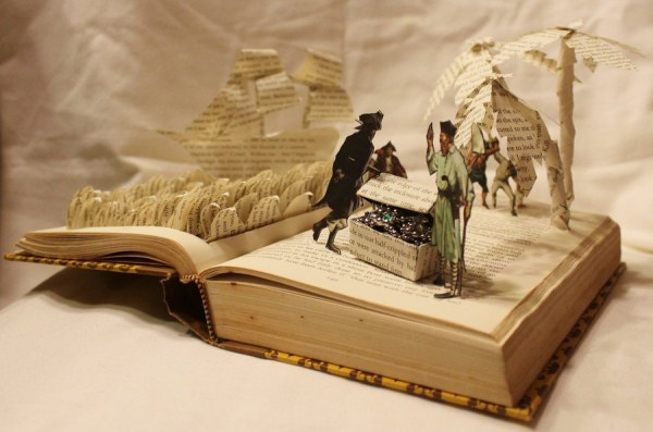 Джоди Харви-Браун преображает книги