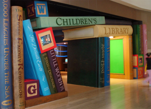 библиотека Cerritos Millenium