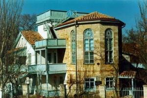 Дом Волошина в Коктебеле