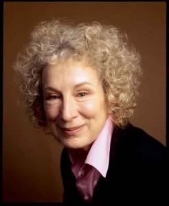 Маргарет Этвуд , лауреат Букеровской премии по литературе