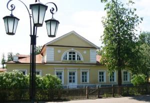 Музей-усадьба Чайковского в Клину