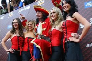 Настоящие пираты должны выглядеть именно так!