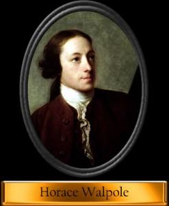 Хорас Уолпол (1717 - 1797)