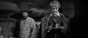 """Кадря из к\ф """"Капитанская дочка"""", 1958 г."""