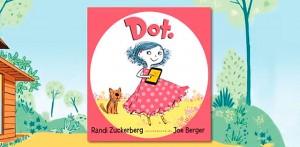 Рэнди Цукерберг, книга Точка, книга Dot, книги об интернете для детей, книга сестры Цукерберга, книга сестры основателя Facebook