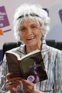 Элис Мунро, Элис Мунро биография, Элис Мунро когда родилась, Нобелевская премия 2013, Нобелевская премия по литературе