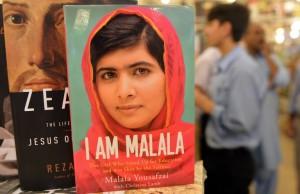 Малала Юсуфзай, книги Пакистан, книги Талибан
