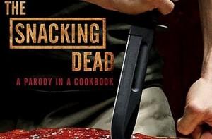 Мертвецкие закуски, кулинарные книги, странные кулинарные книги, зомби-апокалипсис