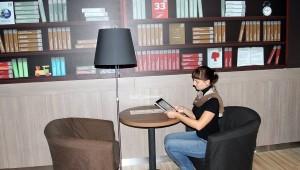 мобильная библиотека Владивосток, электронная библиотека Владивосток, библиотека в аэропорту Владивостока, новости литературы