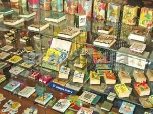 Горловский музей миниатюрных книг в Горловке, Горловский Горловский музей миниатюрных книг, музеи книг Украина, необычные музеи литературы