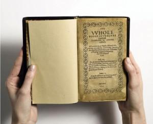 Массачусетская книга псалмов, самые дорогие книги мира, первая книга напечатанная в США, аукцион редких книг