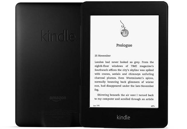 Обновленный Kindle Paperwhite: шрифтов больше, экран – лучше