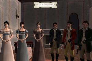 Kickstarter, игра по Джейн Остин, произведения Джейн Остин, онлайн-игра Ever, новости литературы