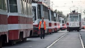 Москва трамвай буккроссинг, проект Я люблю читать, читающие трамваи Москва, новости литературы