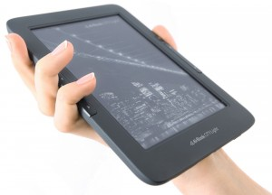 AirBook City Light Touch, новинки букридеров, обзоры букридеров, новинки электронные книги