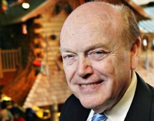 Джеймс Паттисон, владелец Книги рекордов Гиннесса, Книга рекордов Гиннеса, самый богатый человек Канады