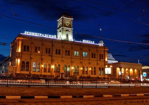 На московских ж/д-вокзалах запустят буккроссинг