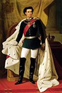 Баварский король Людвиг II , биография Людвига II, Оливер Хильмез