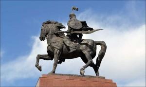 киргизский эпос Манас, список всемирного культурного наследия ЮНЕСКО, Манас в Книге рекордов Гиннесса, самый длинный эпос в мире