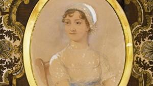 Джейн Остин, Джейн Остин  портрет для банкнот, Джейн Остин  аукцион, продан акварельный портрет Джейн Остин