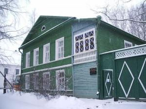 Дом-музей Ф. М. Достоевского в Старой Руссе, Елка Достоевского, мероприятия Новый год Старая Русса