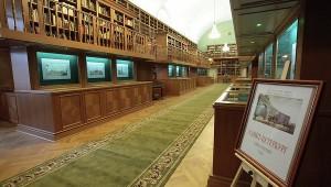 Многочисленные ее сокровища открываются для всех и каждого, выставка книг в РГБ, новости библиотеки, новости литературы