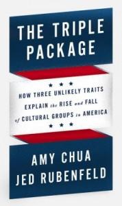 Эми Чуа, Джед Рубинфельд, Тройной пакет: как три уникальные черты объясняют взлет и падение культурных групп в Америке, новости литературы, анонсы книг