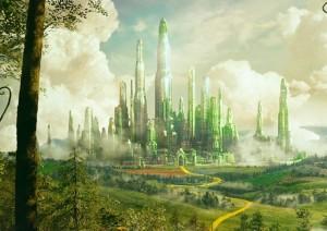 Изумрудный город, сериал Изумрудный город, Игра престолов, Лаймен Фрэнк Баум, экранизации книг