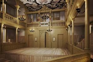 Театр Сэма Уонамейкера, театр Глобус в Лондоне, шекспировский театр Глобус, театральный обзор, Уильям Шекспир