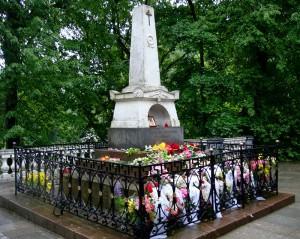Александр Пушкин, могила Пушкина, 10 февраля день в истории