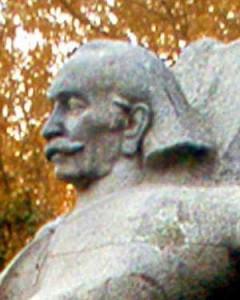 Памятник Дмитрию Гулиа в Тбилиси, грузинская литература, абхазская литература, год Дмитрия Гулиа