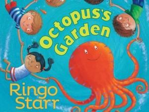 Ринго Старр, Сад Осьминога, звезды пишут книги, The Beatles, книги для детей