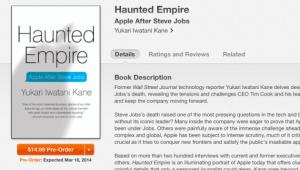 Haunted Empire, Заколдованная империя, Apple, Стив Джобс, Юкари Иватани Кейн