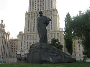 памятник Шевченко в Москве, Тарас Григорьевич Шевченко, 200-летие со дня рождения Шевченко
