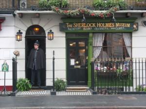 Шерлок Холмс, Музей Шерлока Холмса, 27 марта день в истории, Артур Конан Дойл
