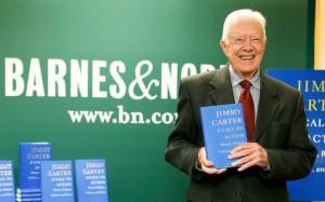 Джимми Картер, Призыв к действию, анонсы книг