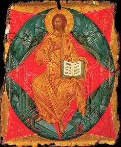 Андрей Рублев,  10-е годы XV века икона Москва, Государственная Третьяковская Галерея