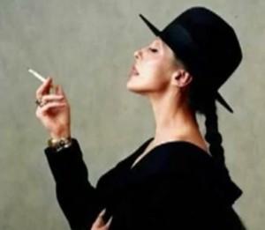 Певица Татьяна Кабанова в образе дамы Серебряного века