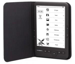 teXet TB-418FL , анонсы букридеры, обзоры букридеры, новинки букридеры, электронные книги