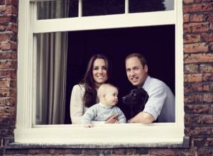 книга о принце Джордже, собака Люпо, Кейт Миддлтон, принц Уильям, книги для детей