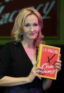 Джоан Роулинг, Случайная вакансия, экранизации книг